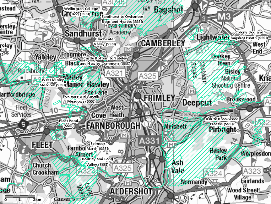 Deepcut Neighbourhood Forum  Reference